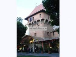 Ресторан «Вежа крамарей» Львов