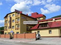 Гостиница «Вика» Кременец