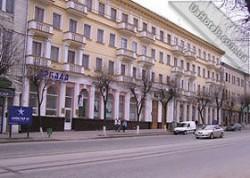 Гостиница «Винница» в Винницы
