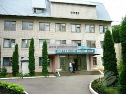 Санаторий «Збруч» Гусятин