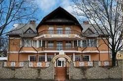 Гостиница «Золоте Руно» Ровно