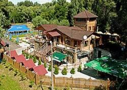 Гостиница «Золотой берег» Чернигов