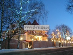 Гостиница «Зори Карпат» Микуличин