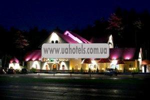 Гостиница «Мухомор» Полтава