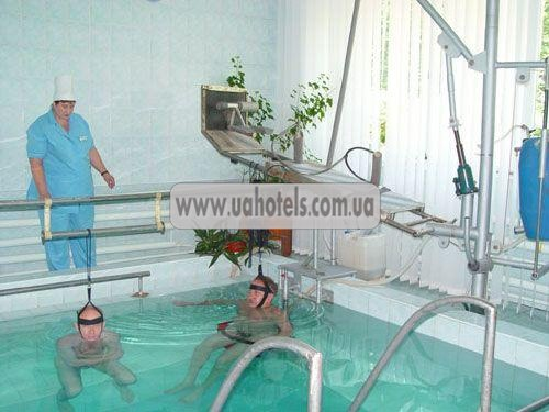 лечение суставов в барнаульском санатории